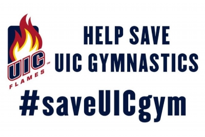 Help Save UIC Gymnastics!