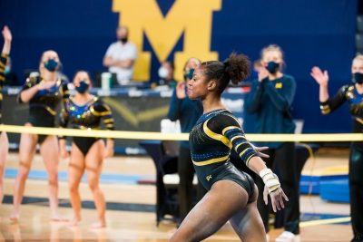 Michigan Wins Its First Ever NCAA Team Title